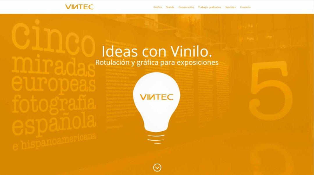 Diseño web página wordpress