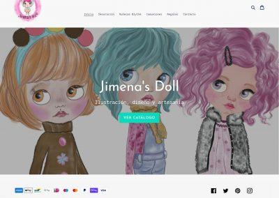 Jimenasdoll.com